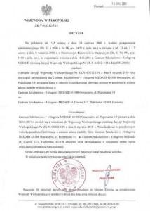 Wojewoda Wielkopolski | Decyzja o zatwierdzeniu programu KPP