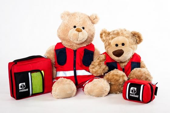 Warsztaty dla dzieci Pierwsza pomoc z misiem