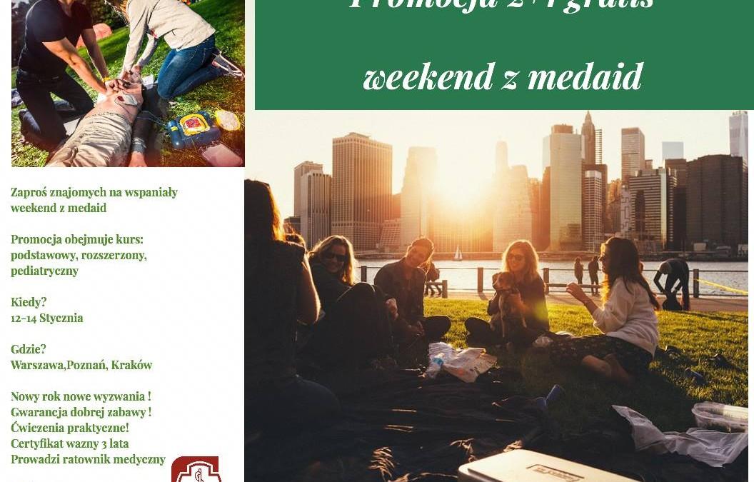 Weekend z Medaid