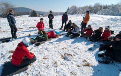 Pierwsza pomoc podczas szaleństw na stoku i pieszych wędrówek górskich.